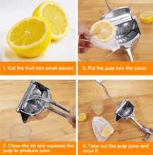 Load image into Gallery viewer, Fresh Fruit Juice Squeezer