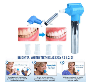 Tooth Whitening Polisher