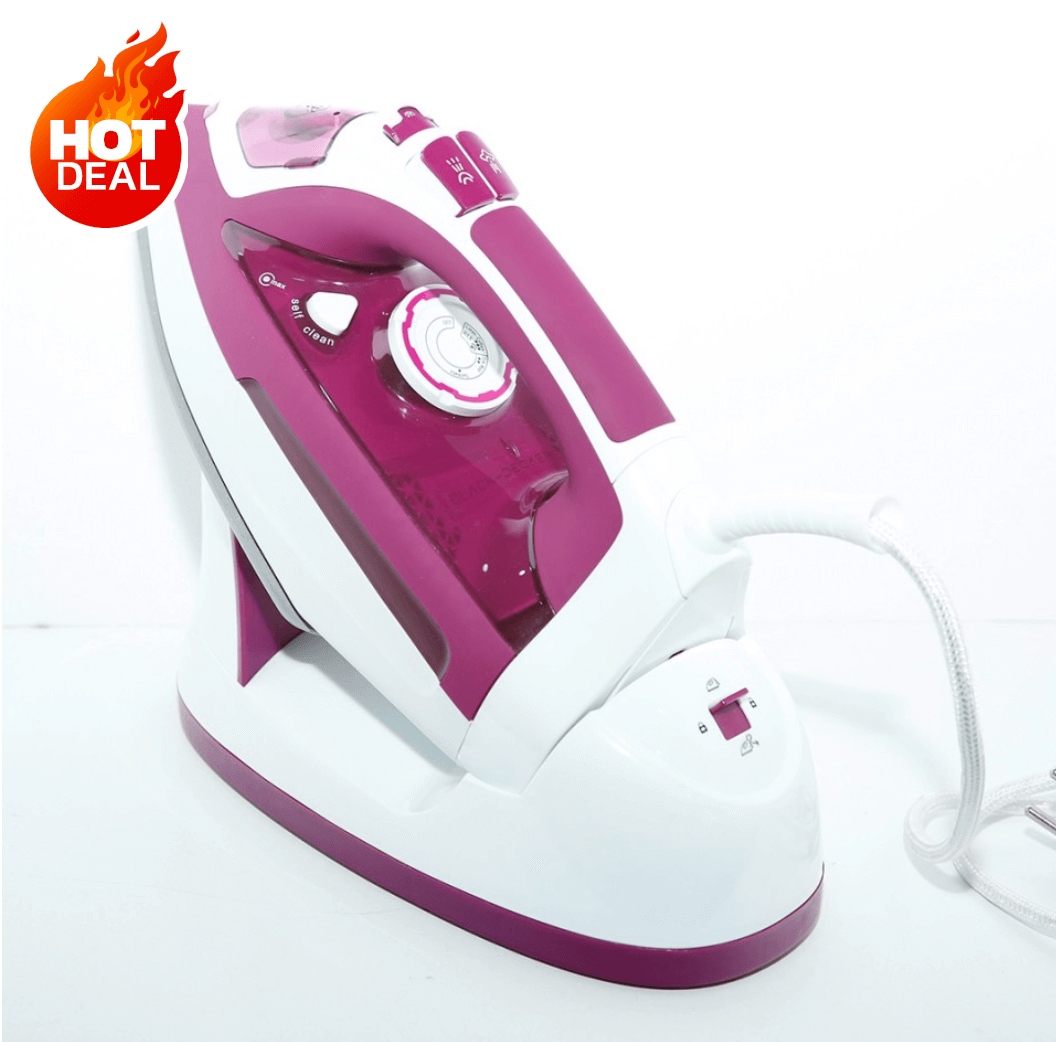 Cordless Steam Iron