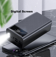 Load image into Gallery viewer, FAST Charging LARGE Capacity 50000mAh Powerbank