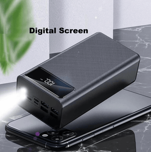 FAST Charging LARGE Capacity 50000mAh Powerbank