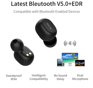 Wireless Buetooth Earphone With Microphone And Charging Box