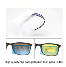 Load image into Gallery viewer, 5 IN 1 MAGNETIC LENS SWAPPABLE SUNGLASSES