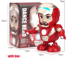 Load image into Gallery viewer, Iron Man Dancing Hero Action Figure Robot