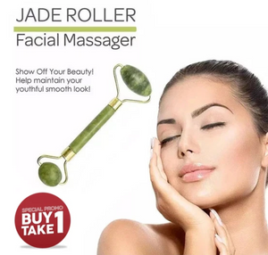 AMAZING JADE FACIAL ROLLER (BUY 1 TAKE 1 PROMO)
