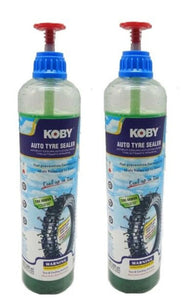 TIRE SEALANT FOR TUBE/TUBELESS TYPE 500ML - Buy 1 Take 1