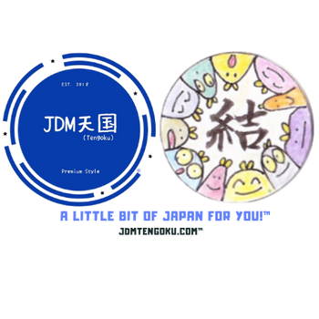 JdmTengoku Logo And Characters Little Bit Of Japan For You