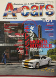 A-cars Japanese Car Magazine American Cars July 2016