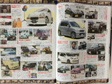Auto Klein Magazine Kei Car Dress Up And Custom JDM Japan August 2004 Owner Vehicles Honda Suzuki