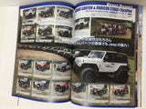 Lets Go 4WD Japanese Off-road Magazine Custom Parts Jeep Wrangler Meet Up December 2015 p68