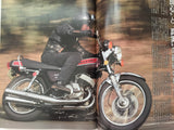 Mr. Bike BG Motorcycle Magazine For Enthusiastic Riders Japan Kawasaki Old BikeApril 2018