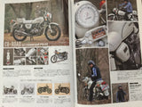 Mr. Bike BG Motorcycle Magazine For Enthusiastic Riders Japan CB Road CB450 Four Police April 2018