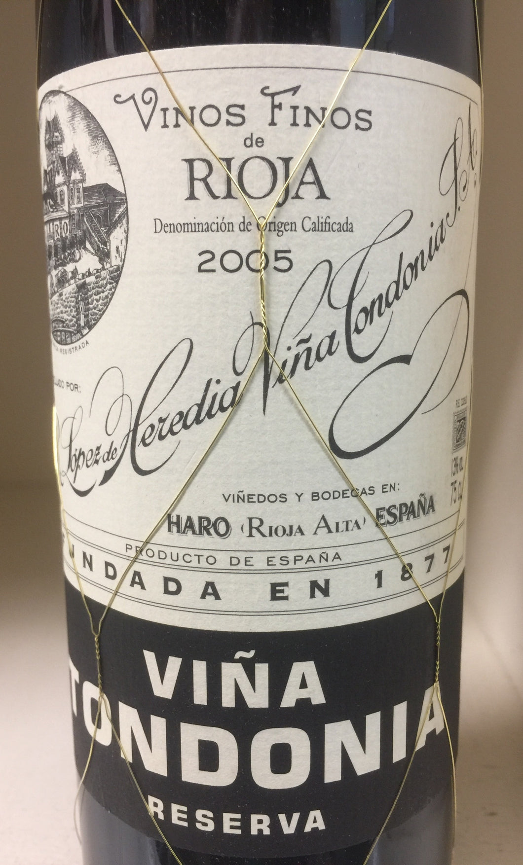 2006 Lopez de Heredia