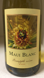 "Maui Wine ""Maui Blanc"" Pineapple"