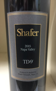 "2015 Shafer ""TD9"" Red"