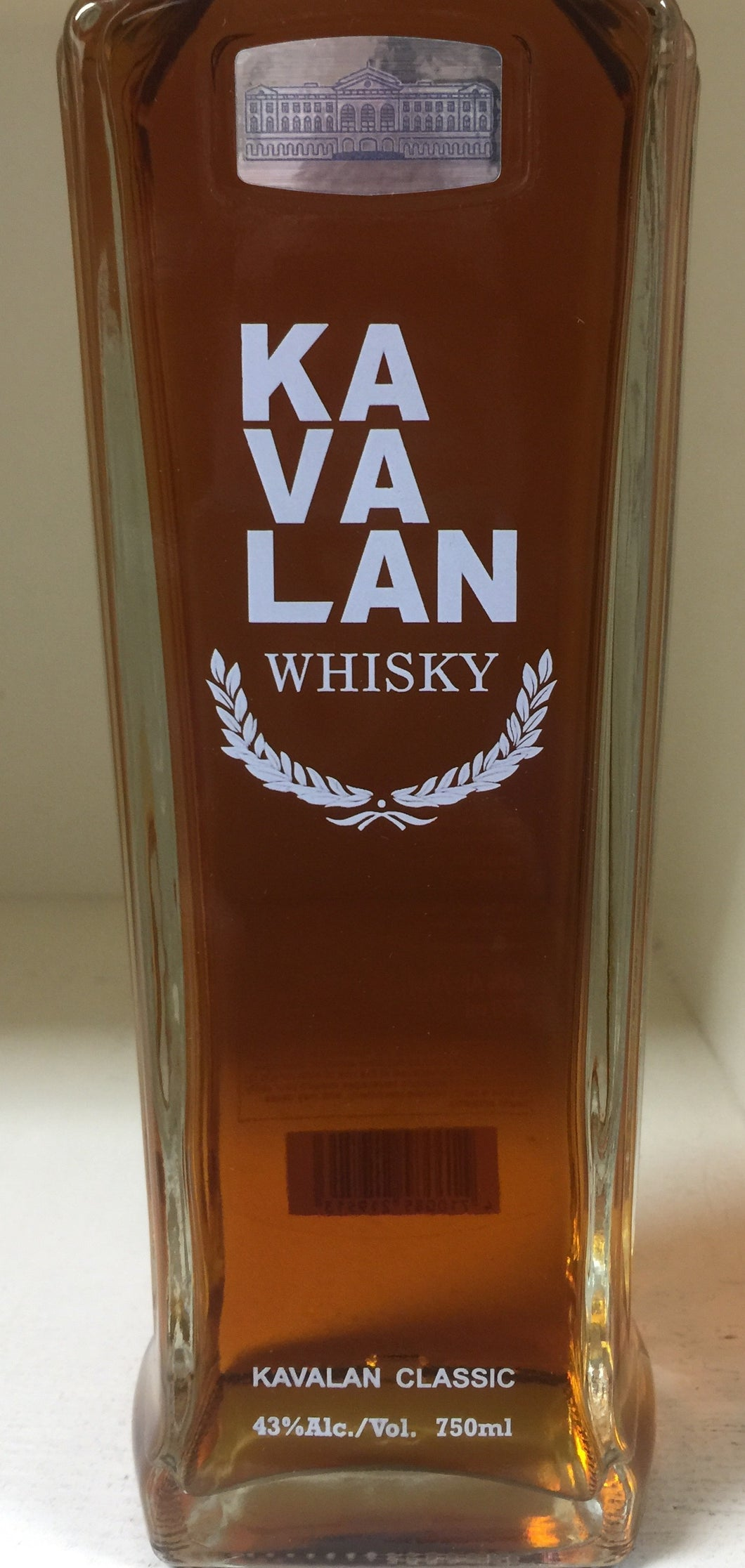 Kavalan Classic Whiskey