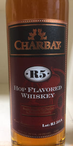"Charbay ""R5"" Hop Flavored Whiskey"