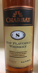 "Charbay ""S"" Hop Flavored Whiskey"