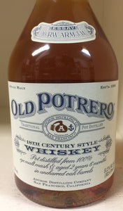 Old Potrero Whiskey