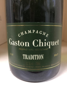 "N.V. Gaston-Chiquet Brut ""Tradition"""