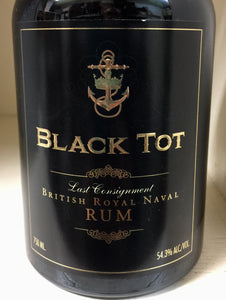 Black Tot British Royal Navy Rum