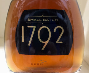 Jefferson's 1792 Small Batch Bourbon