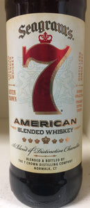Seagram's 7 American Whiskey