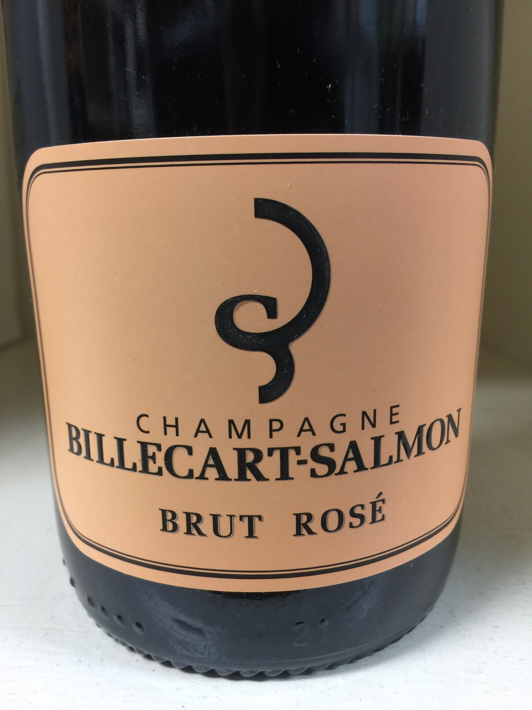 N.V. Billecart-Salmon Brut Rose - HALF BOTTLE-