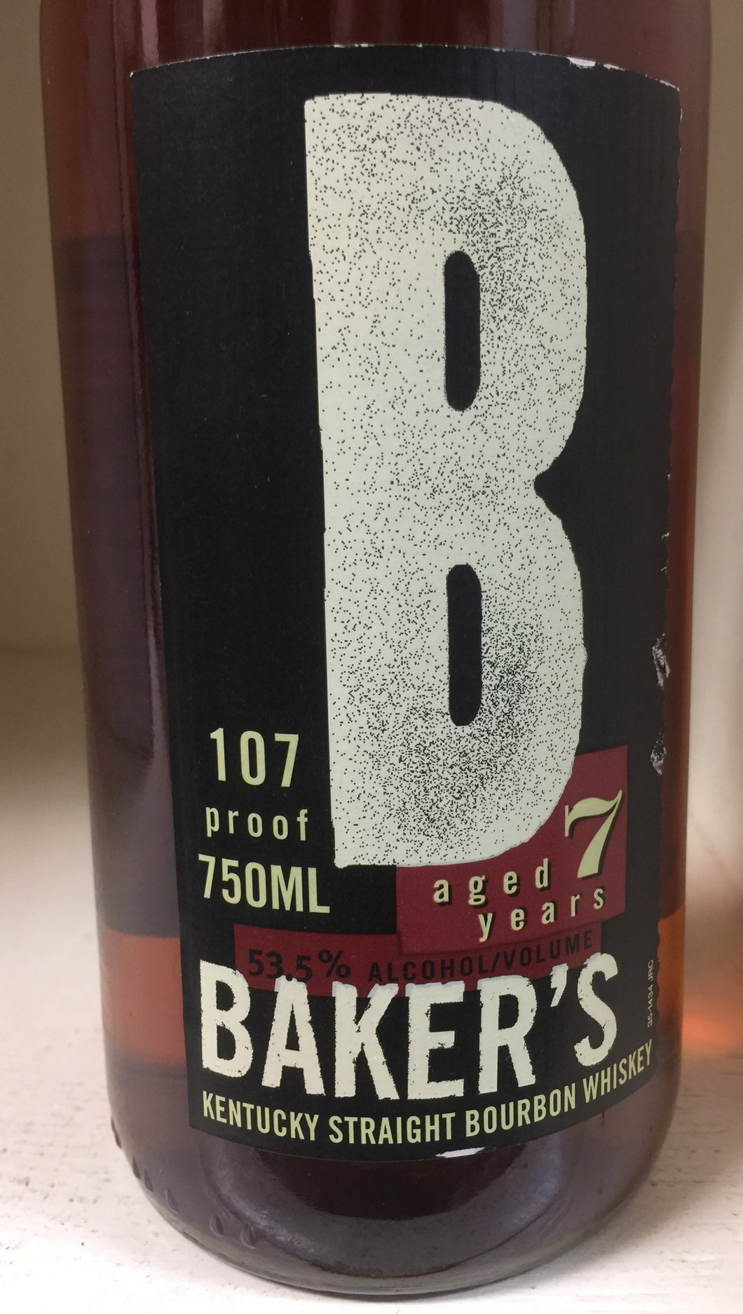 Baker's Bourbon 7 Year