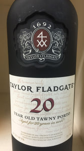 Taylor Fladgate 20 Year Tawny Port