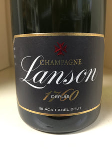 N.V. Lanson Brut Black Label