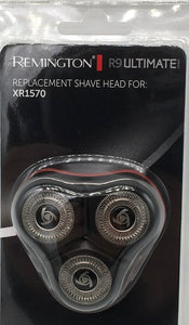 Remington XR1570 head set. R9 Ultimate series shaver model