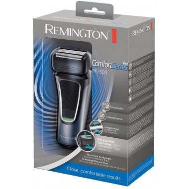 Remington Comfort Series Pro PF7500 Men's rechargeable and mains Electric Shaver. Amazing buy and a very close shaving electric shaver!