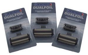 F3790 Dualfoil Foil & Cutter Packs by three sets. Also fits F3800, F3805 STAR BUY!