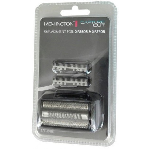 Remington Foil and Cutter set to fit the Capture Cut shaver range XF8505, XF8705, XF8707 shaver range