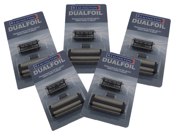 F3790 Dualfoil Foil & Cutter Packs (five sets.) Also fits F3800, F3805 STAR BUY!