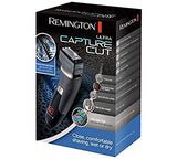 Remington XF8707 Capture Cut Ultra Men's Electric Shaver plus a spare foil and cutter set. R.R.P. £105.99