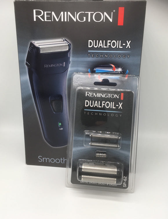Remington F3805 Shaver plus a spare foil and cutter set