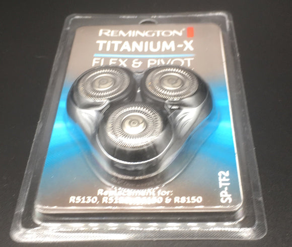 R8150, R5130, 360 Titanium Series Head, Cutter & Frame set