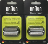 Braun (32B) Series 3, Foil and cutter cassette by 2