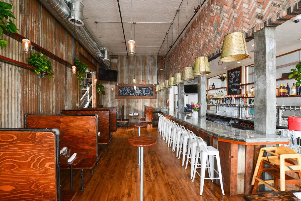 Sage: Plant Based Bistro & Brewery based in Los Angeles, California.