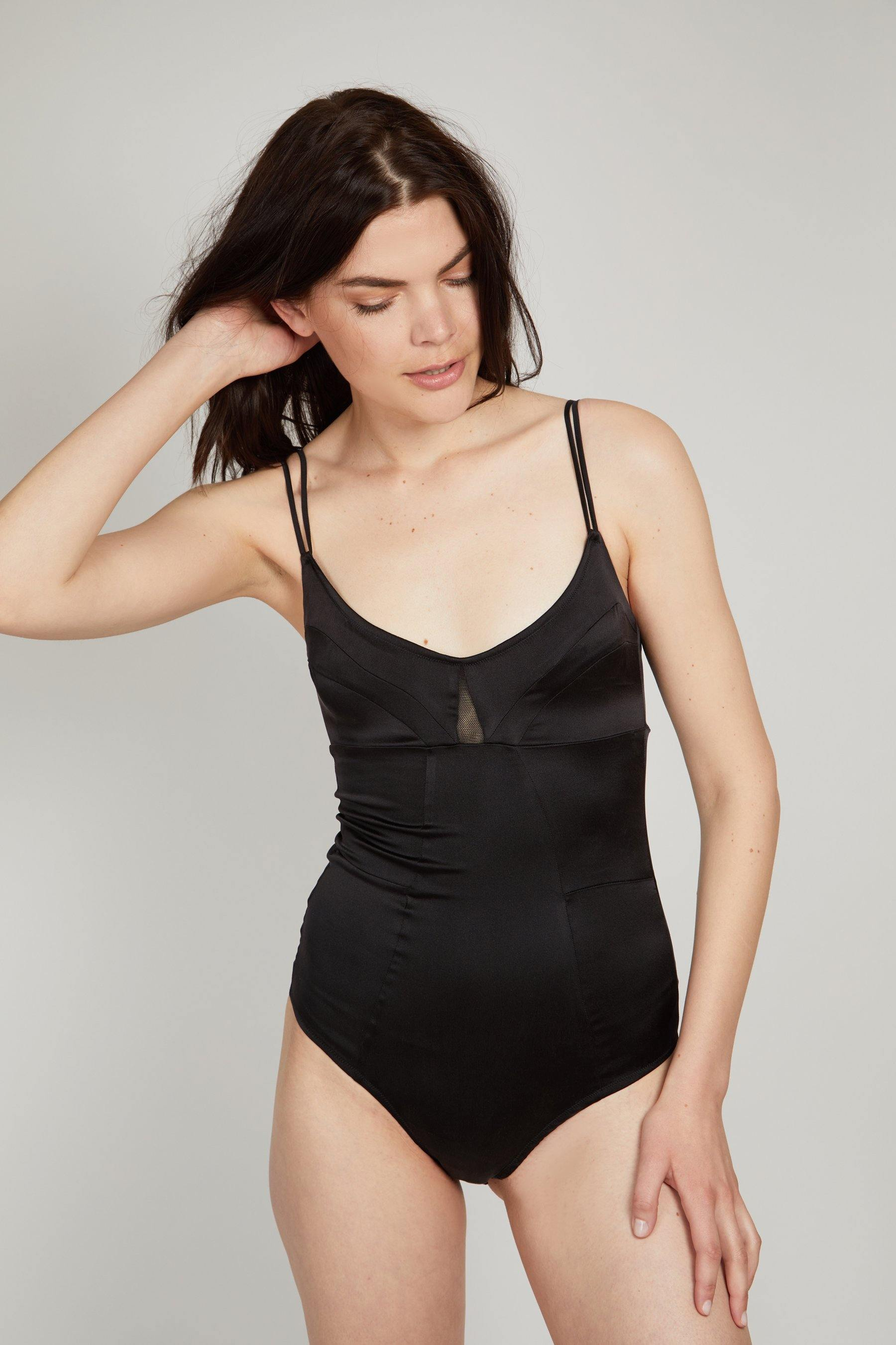 BANG Organic Silk Bodysuit