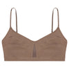 POP Organic Silk Soft Bra in Mocha