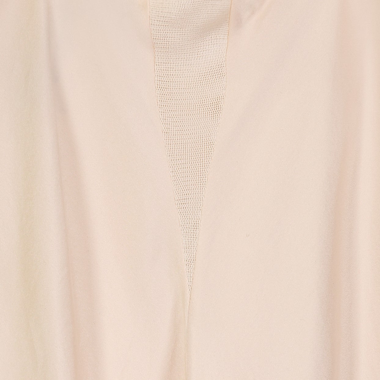 PLOW Organic Silk Slip in Blush