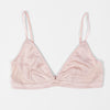 ZAP Organic Silk Soft Bra in Winter Blush