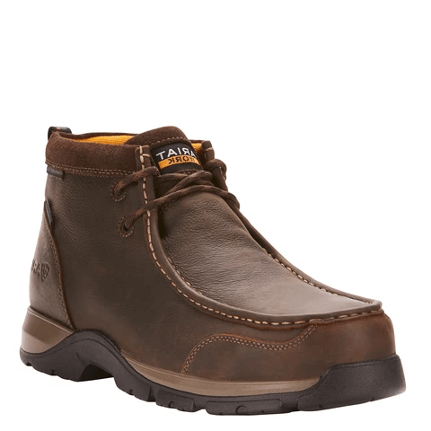 "Ariat Men's - Edge Lte 4.5"" Moc H20 - Carbon toe boots ARIAT INTERNATIONAL, INC."