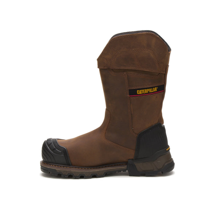 Caterpillar Men's - Waterproof ExcavatorXL - Round toe boots CATERPILLAR INC