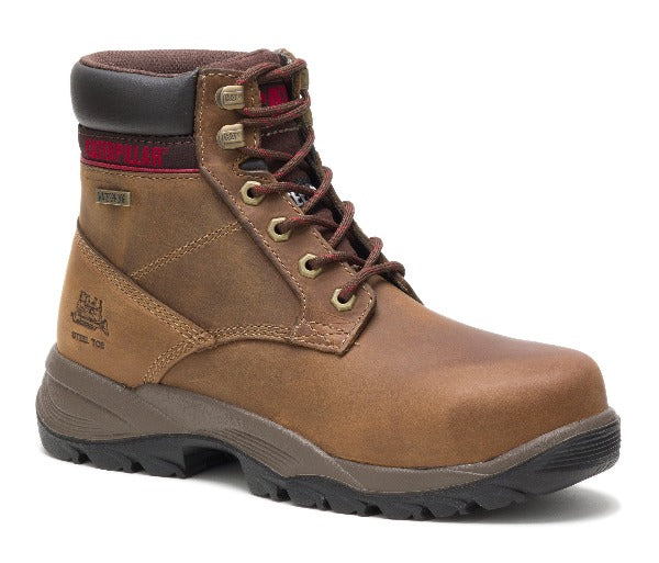 "Caterpillar Women's - 6"" Waterproof Dryverse - Steel toe boots CATERPILLAR INC"