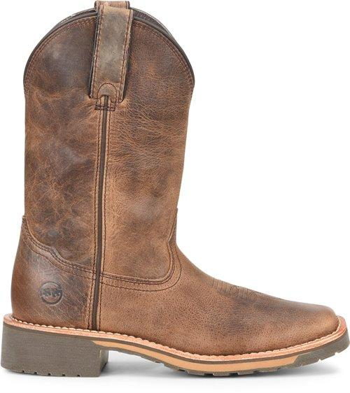 "Double-H Women's - 10"" Trinity MaxFlex - Wide Square Toe boots DOUBLE-H BOOT COMPANY"