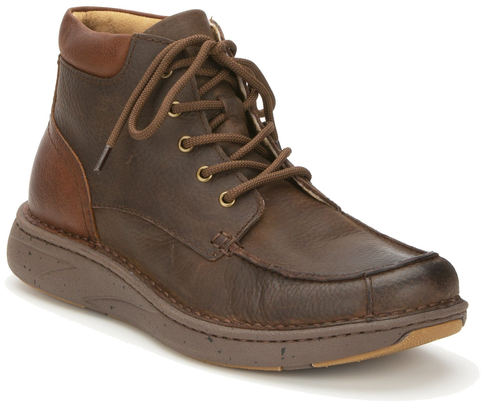 "Justin Men's - 5"" Hitcher Chukka Moc boots JUSTIN BOOT CO."